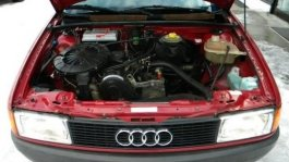 Audi 80 1986 р.в.  1.6 карбюратор |  DRIVE2