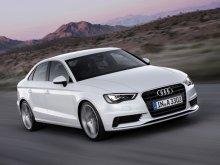 Audi A3 Sedan: цены, комплектации, отзывы, форум, тест-драйв, фото