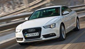 Audi A5 2.0 TFSI Quattro: За красиві очі |  Автомобільний журнал