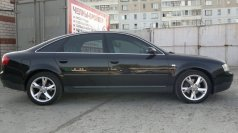 Audi A6 1.8 Turbo |  DRIVE2