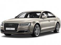 Ауді А8 - ціна, комплектації, огляд Audi A8, вартість модифікацій