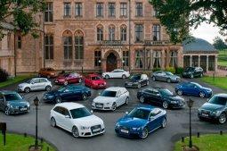 Audi (Ауді) модельний ряд і ціни 2015 + фото авто