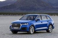 Audi Q7 (2016-2017) new - фото, ціна, характеристики нового Ауді