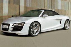 Audi R8 Spyder: История модели, фотогалерея и список модификаций