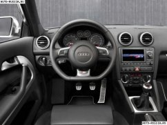 Audi S3 8P: ціна, технічні характеристики, фото, Ауді S3 8P