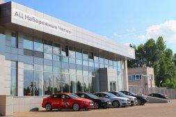Audi - ТрансТехСервис, Набережные Челны — адрес (на карте