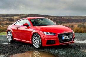 Ауди ТТ (2016-2017) - фото, цена, характеристики новой Audi TT