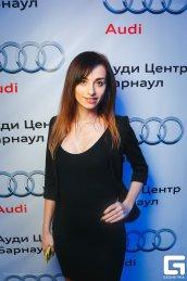 Фотоотчёт Открытие автоцентра AUDI Барнаул - Автоцентр audi