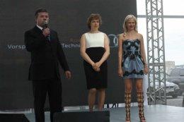 Новий Ауді Центр Челябінськ відкрив свої двері - ДРАЙВ