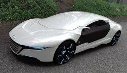 Появились подробности о новой двухдверке Audi A9 — ДРАЙВ