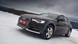 Растворяемся в комфорте универсала Audi A6 allroad quattro. Тест