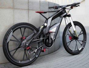 Worthersee - електричний спортивний велосипед від AUDI
