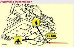 Замена масла АКПП Ауди А6