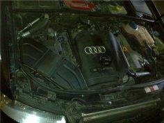 заміна турбіни фотозвіт - Експлуатація та обслуговування В6 • Audi