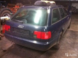 Запчасти Ауди А6 С4 разборка Audi A6 C4 купить в Москве на Avito