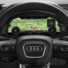 Фото 1 - Тест-драйв Audi Q7: сімейна машина, яка вміє дивувати