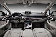 Салон Audi Q7 2 покоління